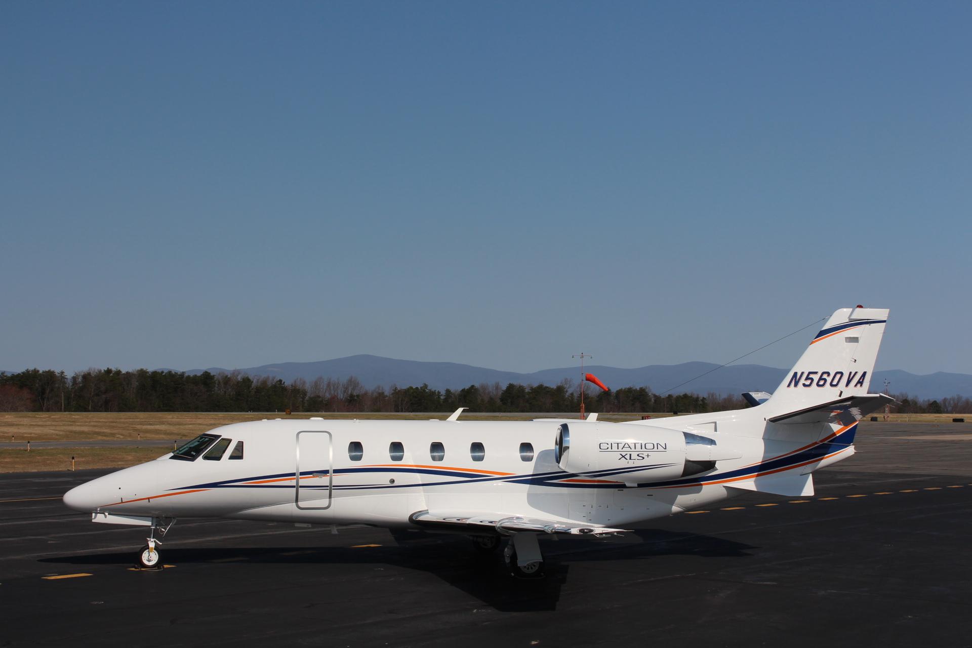 UVA Airplane